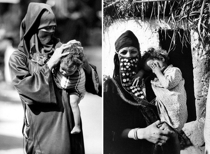 «Матери» - фотографии от 83-летнего Кена Хеймана, сделанные 50-лет назад-28