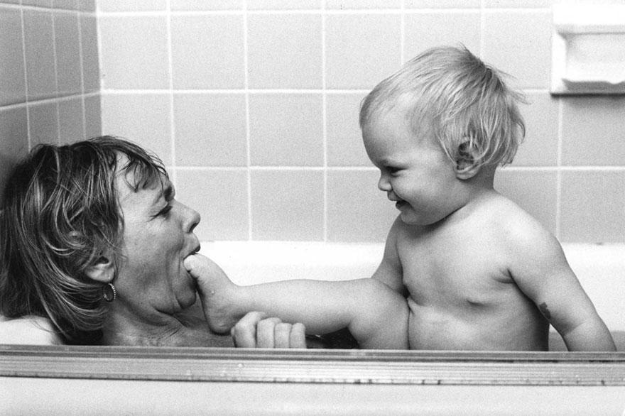 «Матери» - фотографии от 83-летнего Кена Хеймана, сделанные 50-лет назад-25