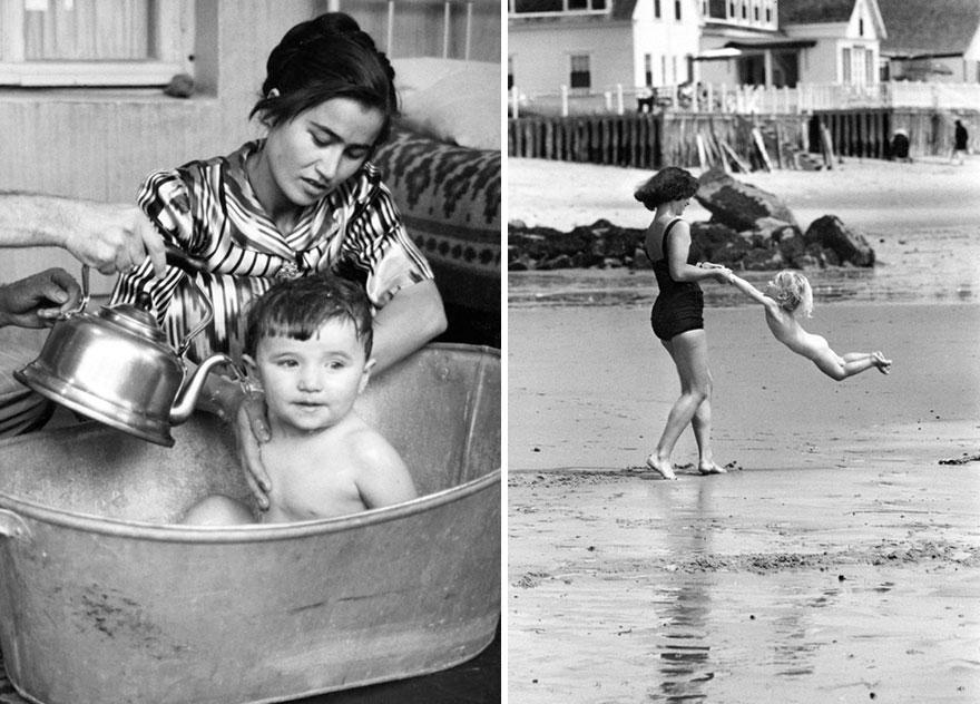 «Матери» - фотографии от 83-летнего Кена Хеймана, сделанные 50-лет назад-32