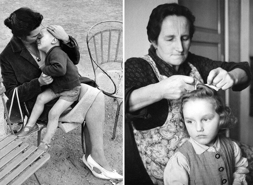 «Матери» - фотографии от 83-летнего Кена Хеймана, сделанные 50-лет назад-29