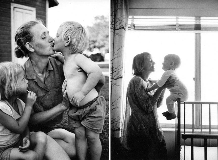 «Матери» - фотографии от 83-летнего Кена Хеймана, сделанные 50-лет назад-15