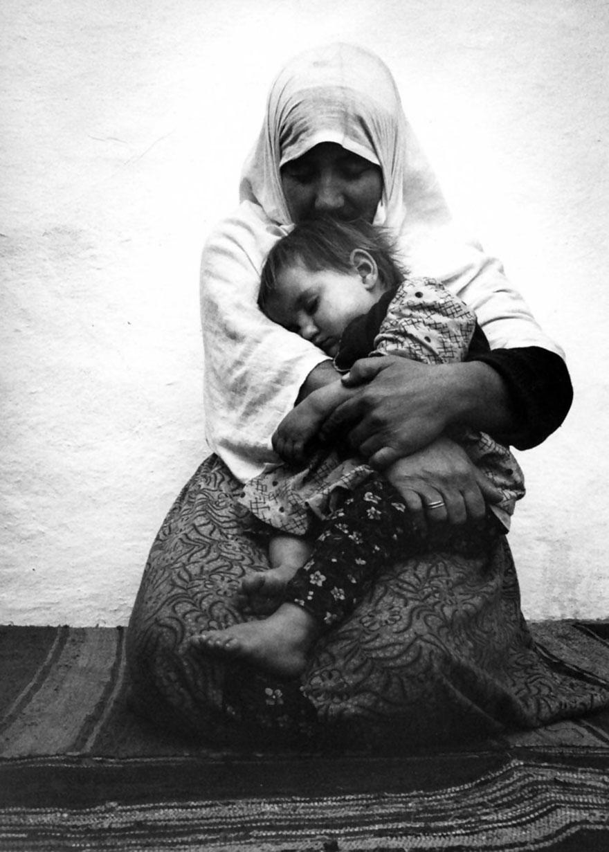 «Матери» - фотографии от 83-летнего Кена Хеймана, сделанные 50-лет назад-10