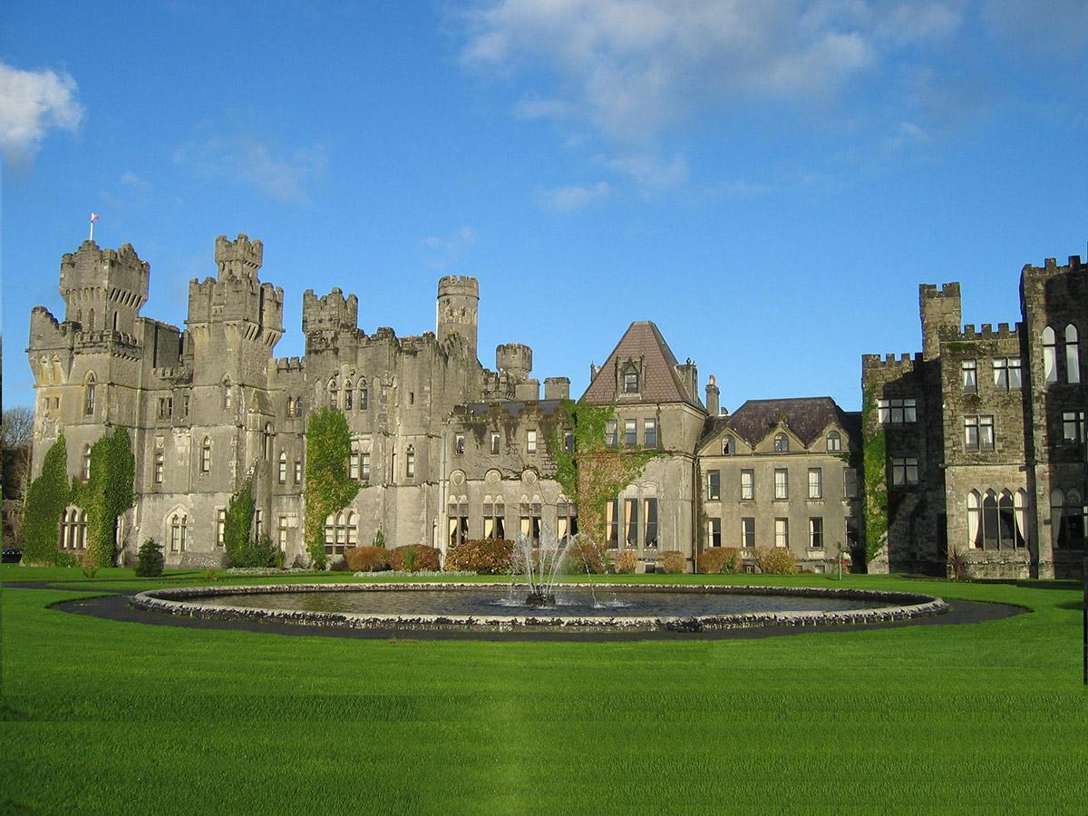 Средневековый замок секса 18 фотография