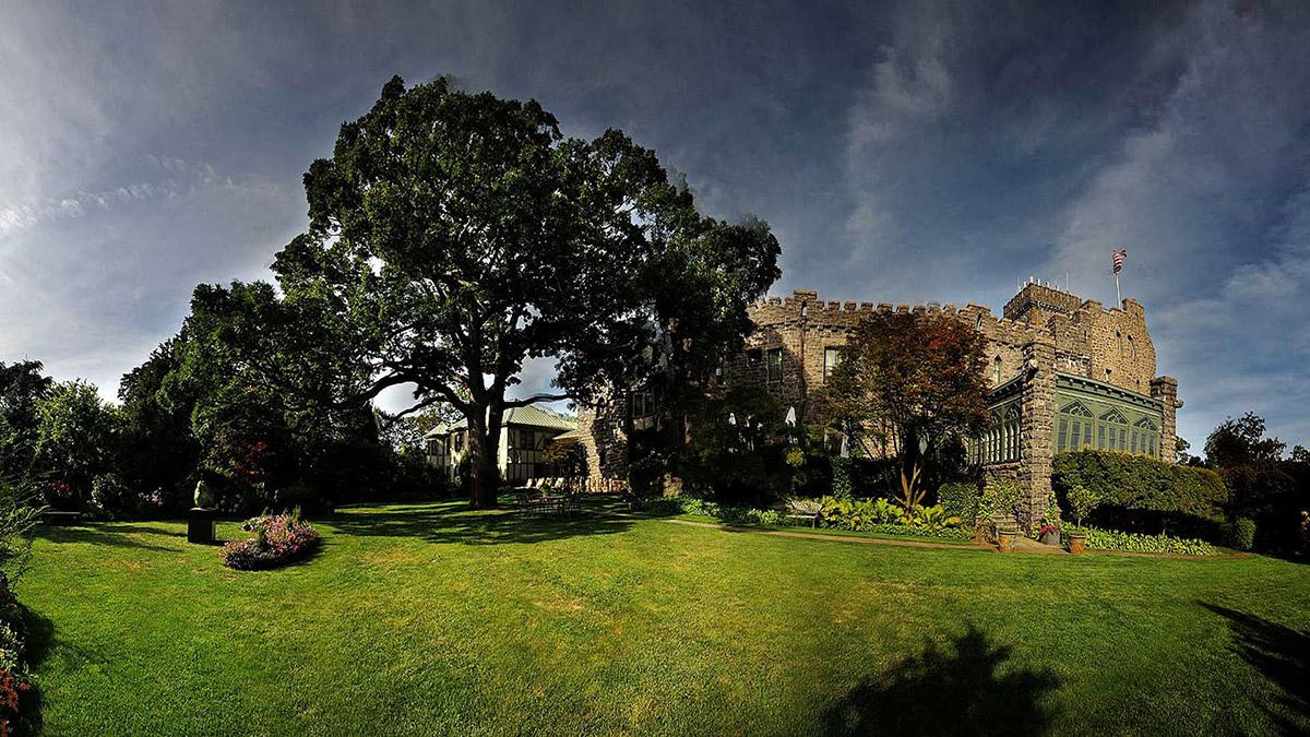 Крепость и спа-отель