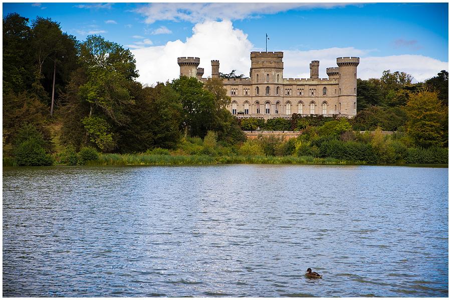 Замок Истнор