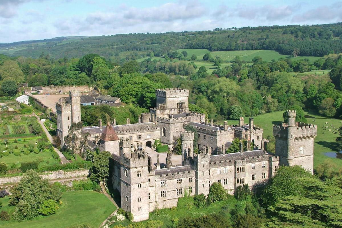Замок Лисмор