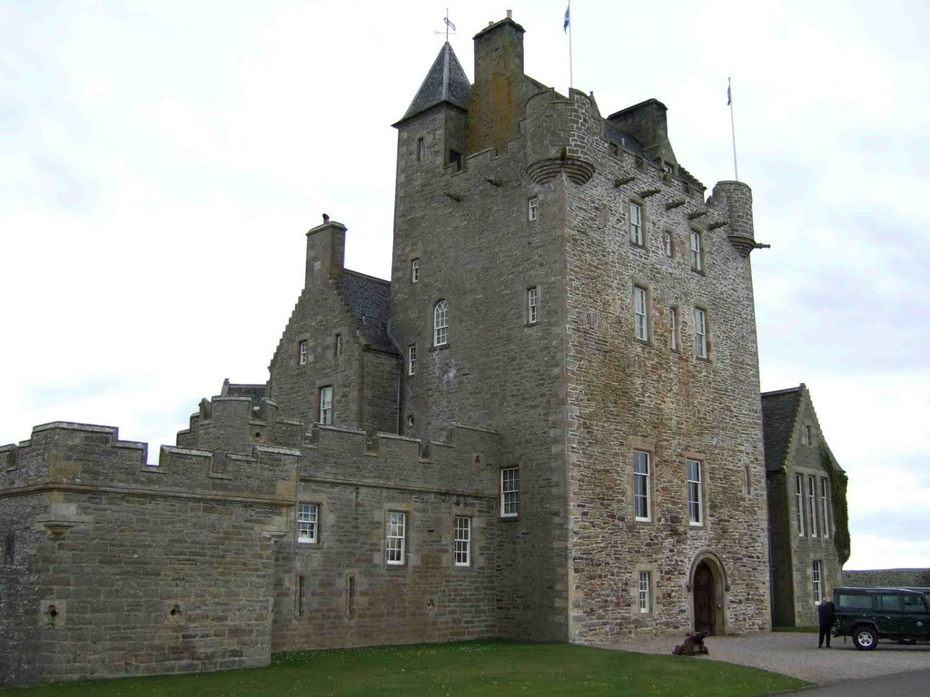 Замок Акергил