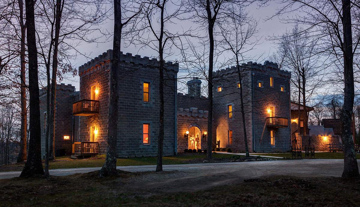 Средневековый замок секса 4 фотография