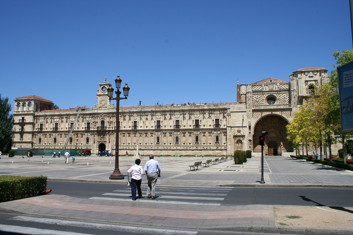 Хосталь Сан Маркос (Hostal San Marcos)