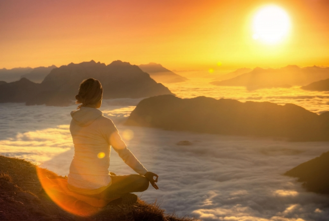 Медитативное спокойствие в дзен-фотографии - 30 примеров