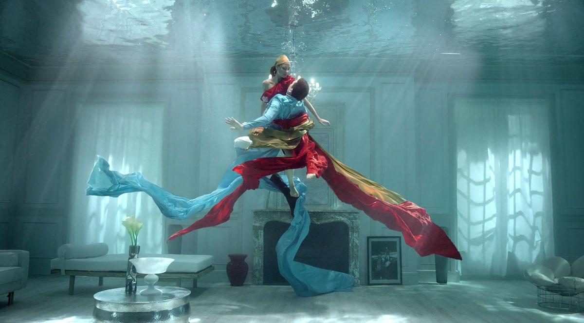 Красивые подводные фотографии