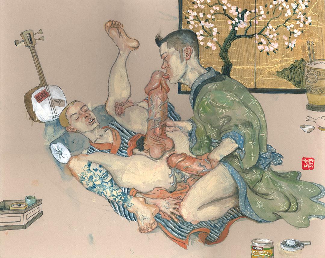 Смотреть японскии эротика 10 фотография