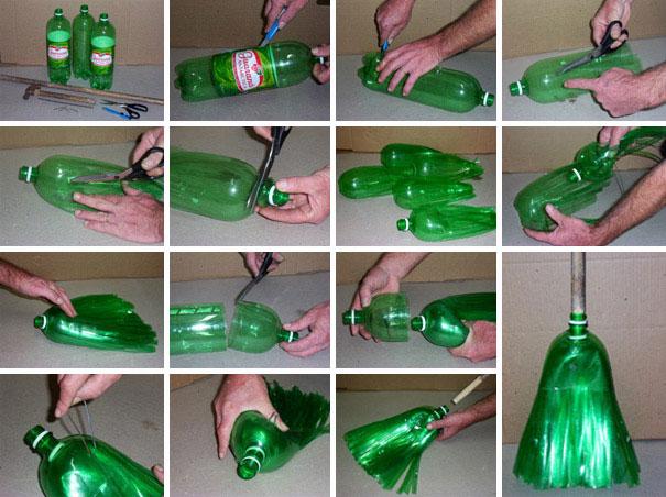23 креативные идеи для повторного использования пластиковых бутылок-28