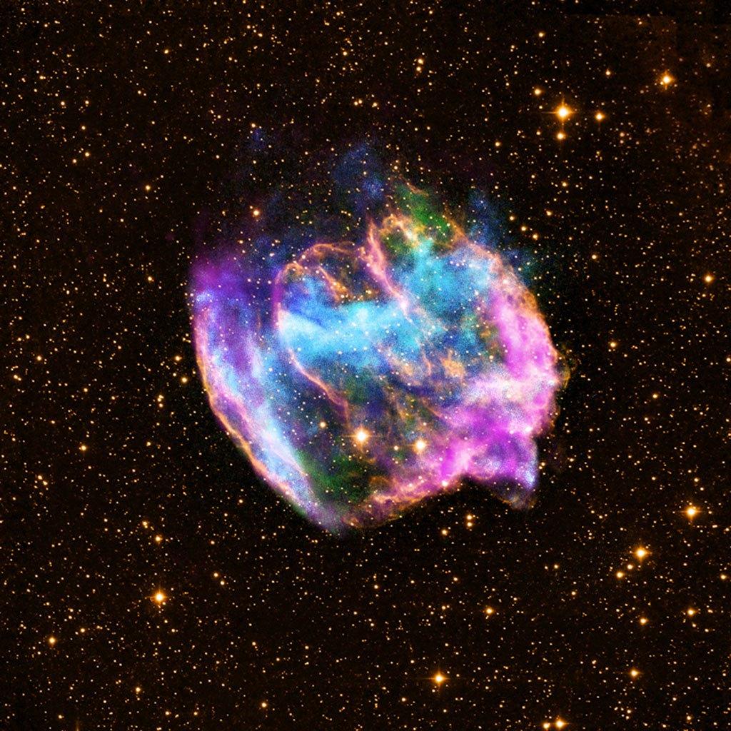 Остаток сверхновой W49B