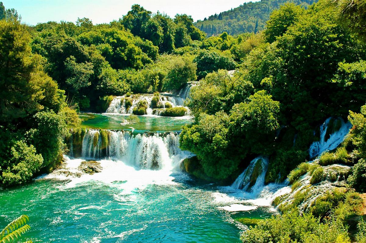 25 водопадов со всего мира которые