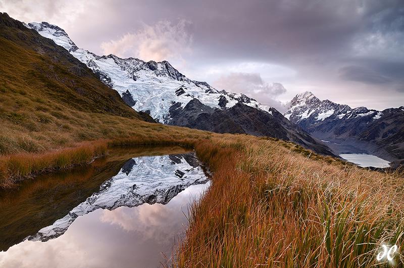 Блестящие картинные пейзажи фотографа Джошуа Криппса