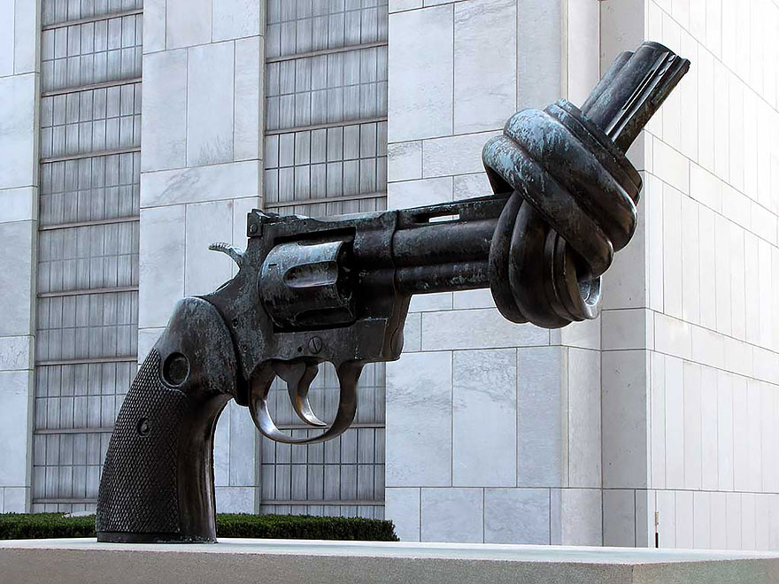 25 la mayoría de las esculturas y estatuas creativas de todo el mundo-39