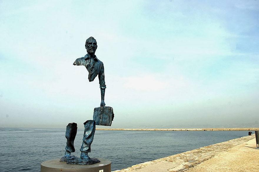 25 la mayoría de las esculturas y estatuas creativas de todo el mundo-22-1