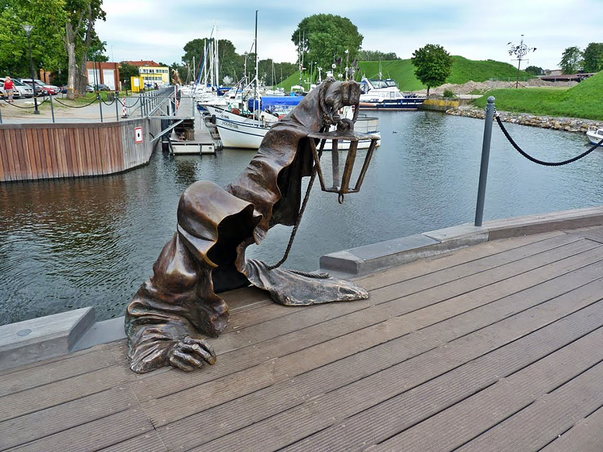 25 de todo el mundo la mayoría de las 25 esculturas creativas y estatuas