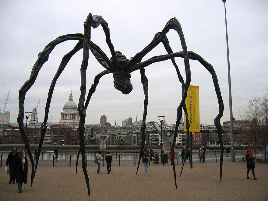 25 la mayoría de las esculturas y estatuas creativas de todo el mundo-11