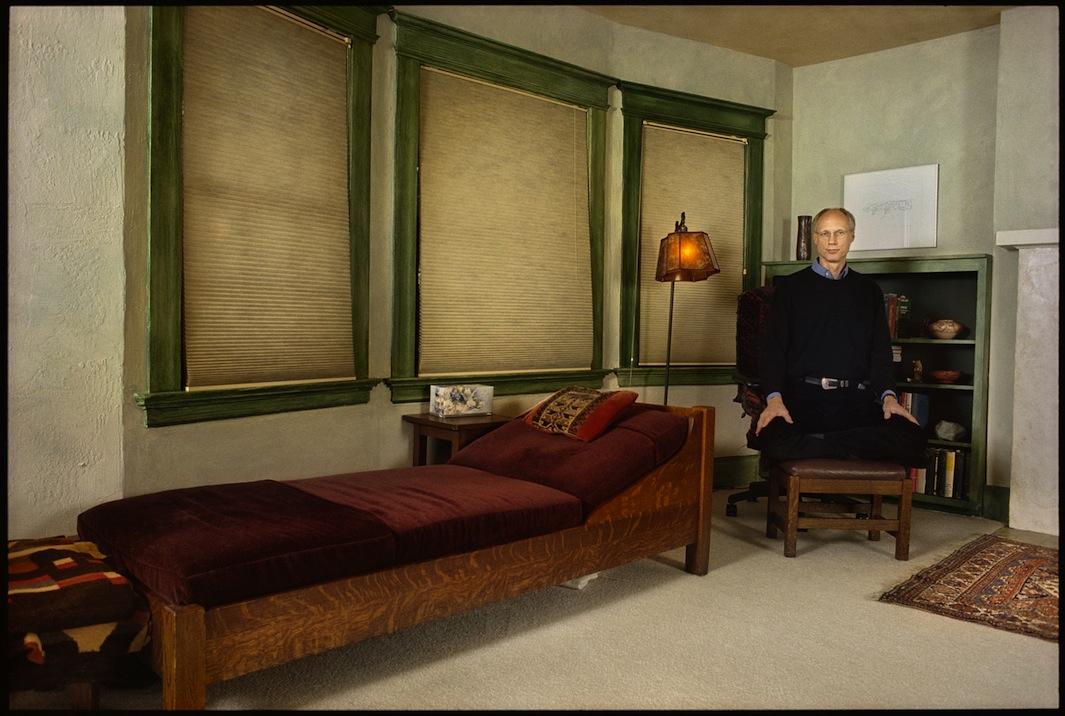 Увлекательные офисы психоаналитиков