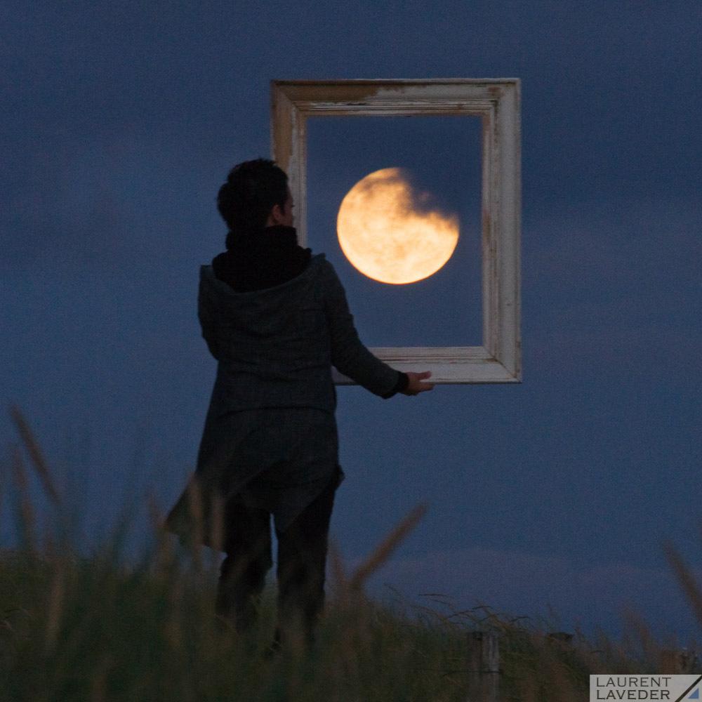 Она связана с луной