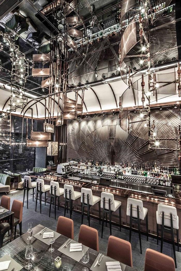 20 лучших интерьеров ресторанов и баров в мире-65