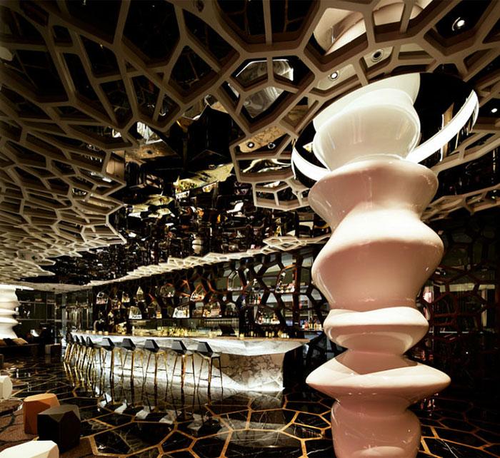 20 лучших интерьеров ресторанов и баров в мире-54