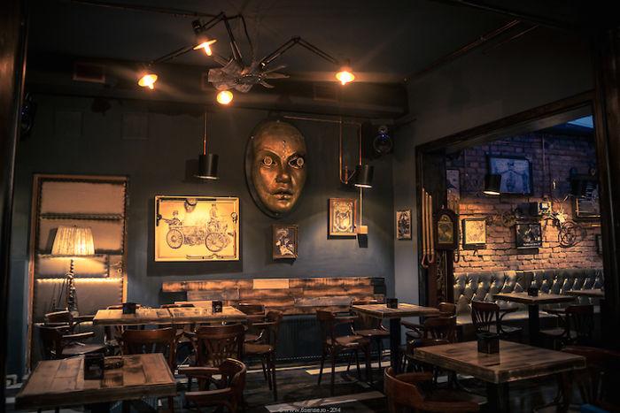 20 лучших интерьеров ресторанов и баров в мире-13