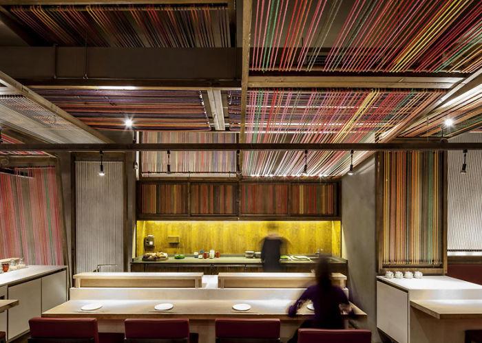 20 лучших интерьеров ресторанов и баров в мире-38