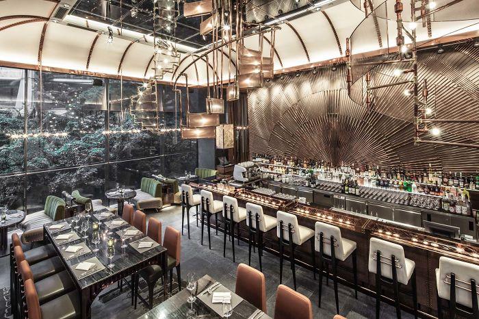 20 лучших интерьеров ресторанов и баров в мире-12