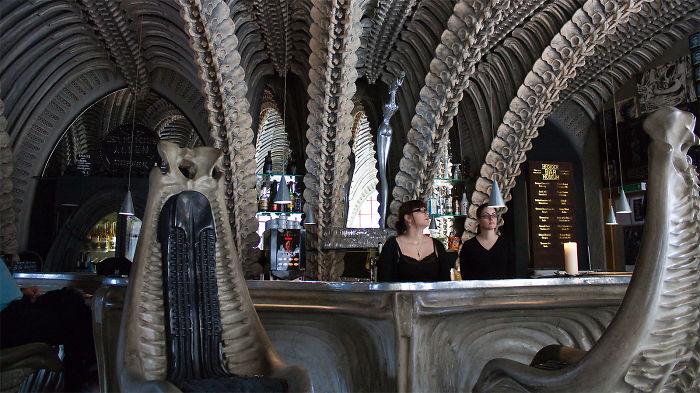 20 лучших интерьеров ресторанов и баров в мире-7