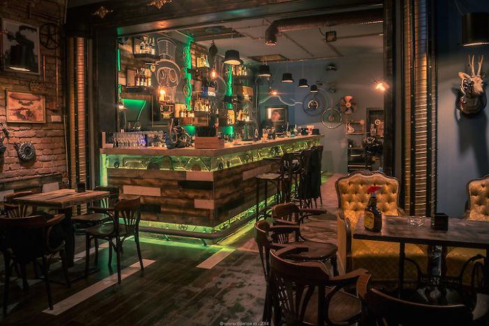 20 лучших интерьеров ресторанов и баров в мире-15