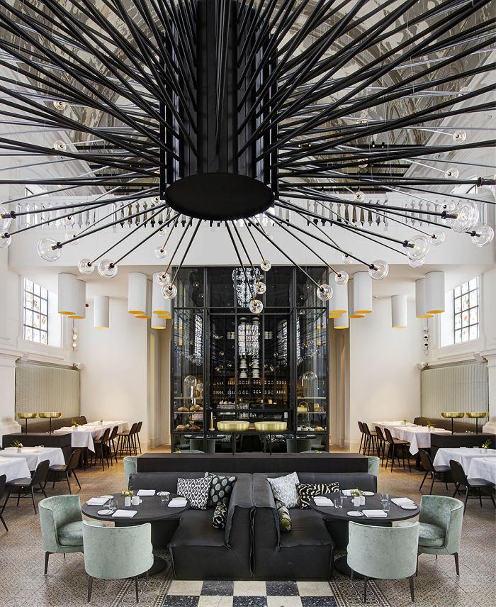 20 лучших интерьеров ресторанов и баров в мире-22
