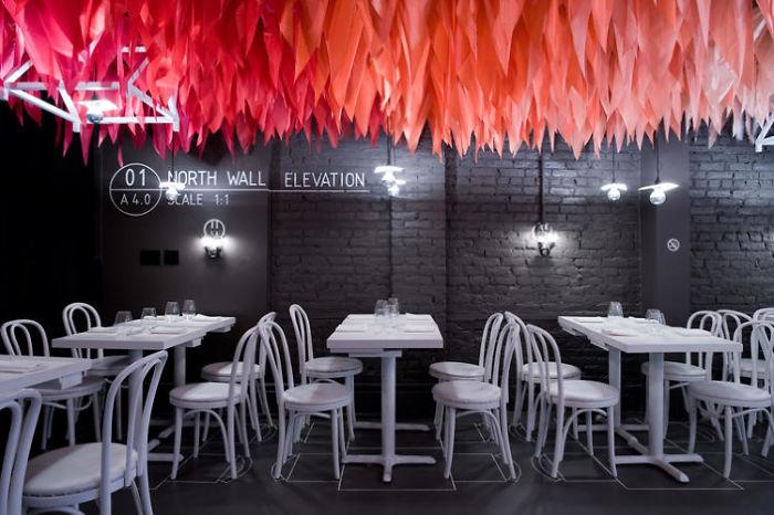 20 лучших интерьеров ресторанов и баров в мире-27