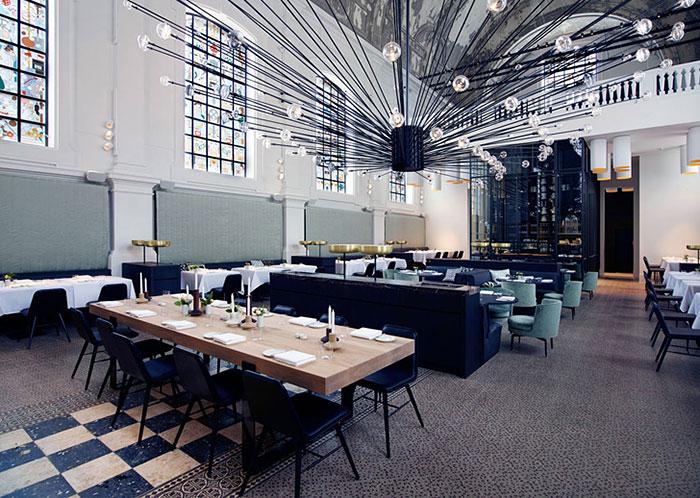 20 лучших интерьеров ресторанов и баров в мире-66
