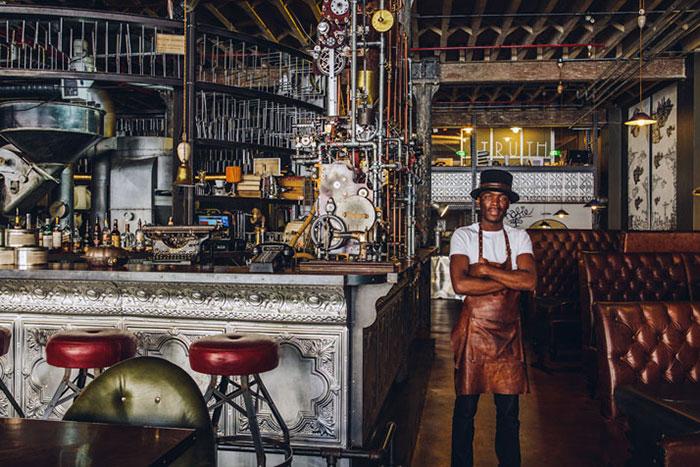 20 лучших интерьеров ресторанов и баров в мире-75
