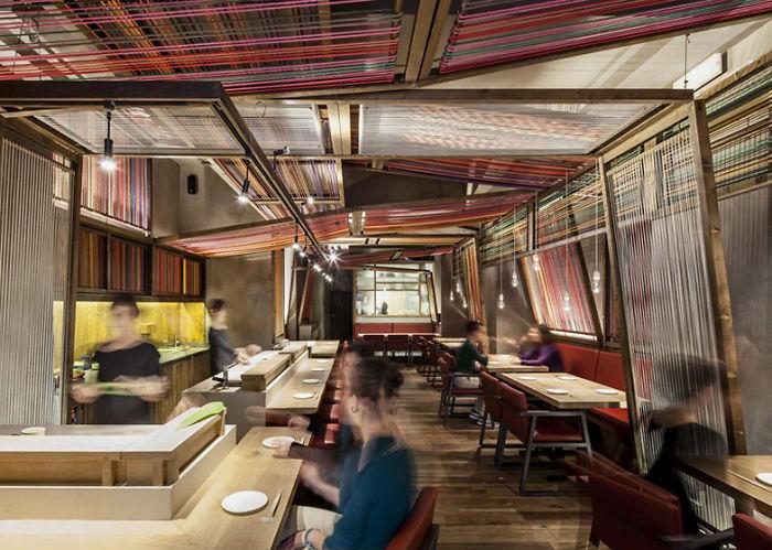 20 лучших интерьеров ресторанов и баров в мире-39