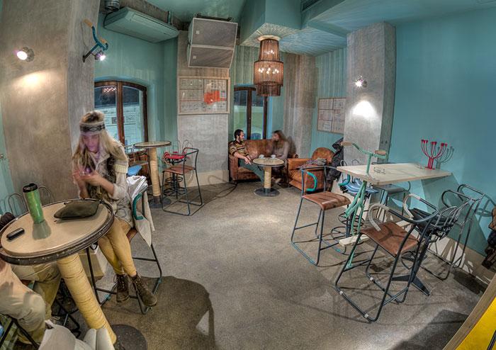 20 лучших интерьеров ресторанов и баров в мире-3