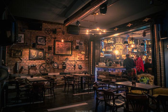 20 лучших интерьеров ресторанов и баров в мире-16