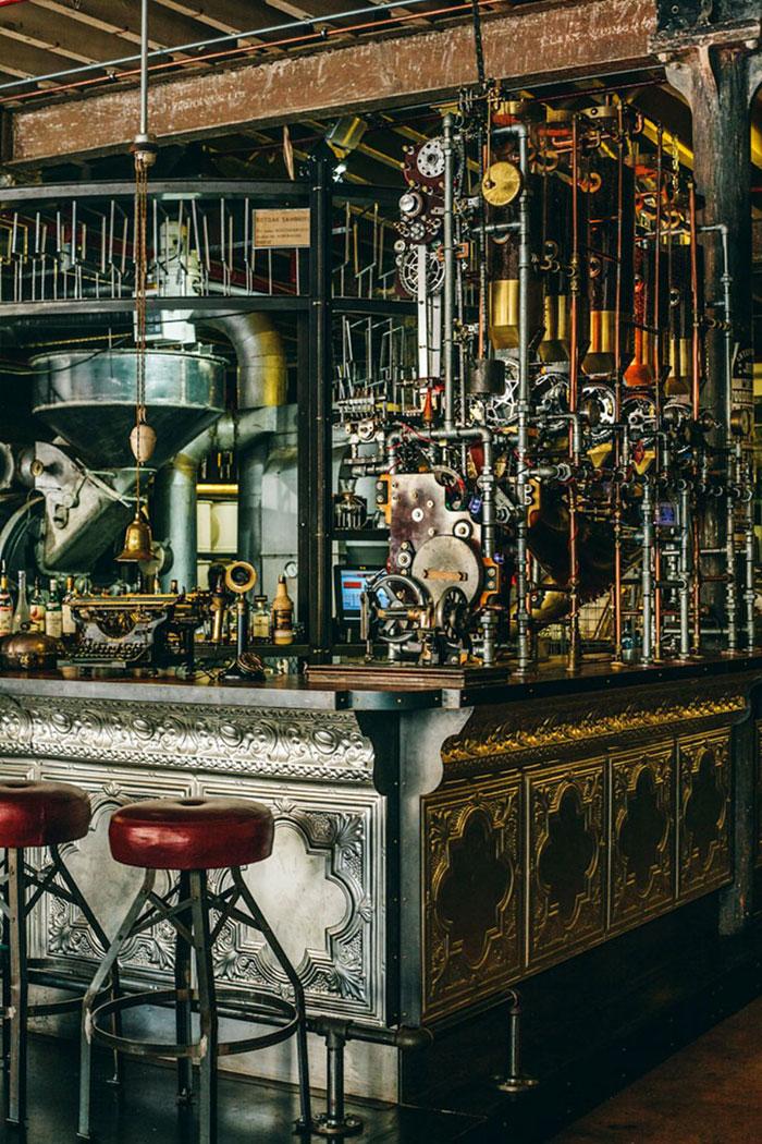 20 лучших интерьеров ресторанов и баров в мире-72