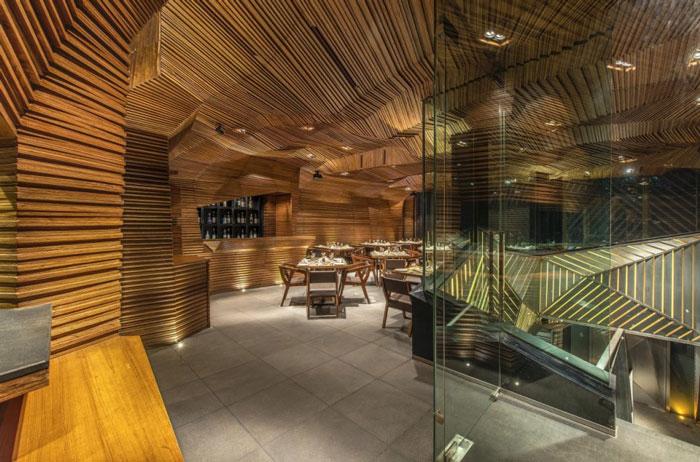 20 лучших интерьеров ресторанов и баров в мире-70