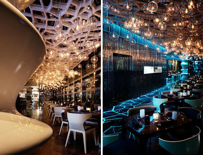 20 лучших интерьеров ресторанов и баров в мире-53