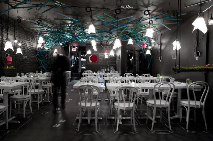 20 лучших интерьеров ресторанов и баров в мире-28