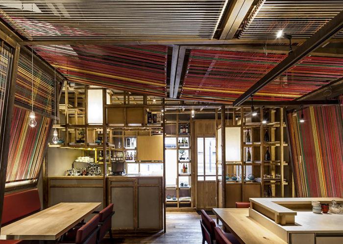 20 лучших интерьеров ресторанов и баров в мире-40