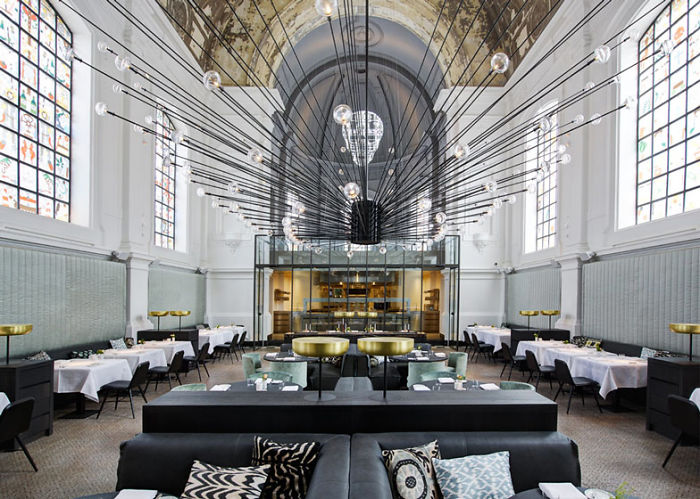 20 лучших интерьеров ресторанов и баров в мире-20
