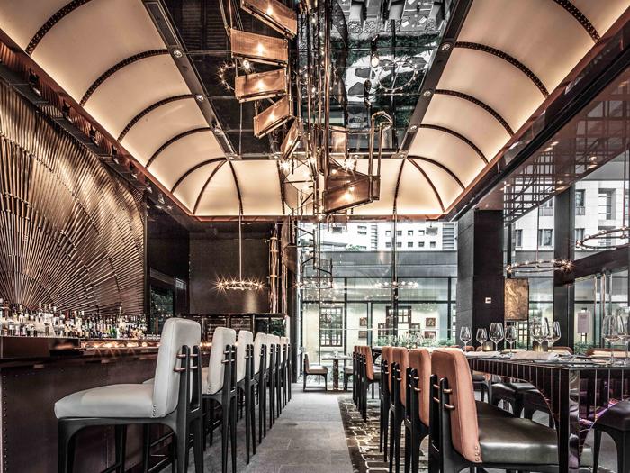 20 лучших интерьеров ресторанов и баров в мире-9