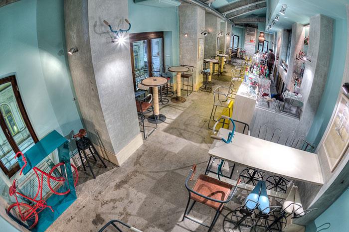 20 лучших интерьеров ресторанов и баров в мире-2