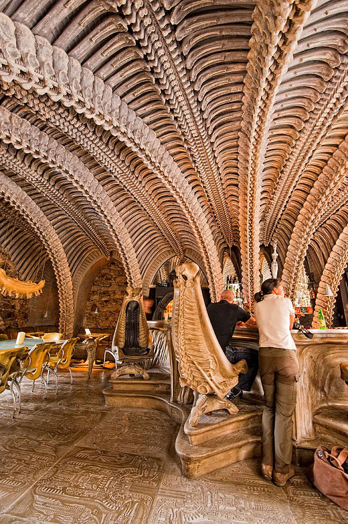 20 лучших интерьеров ресторанов и баров в мире-5
