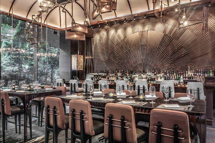 20 лучших интерьеров ресторанов и баров в мире-10